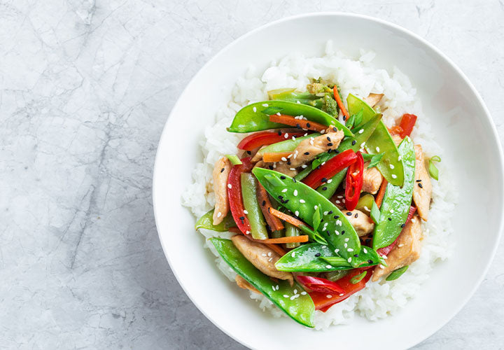 Chicken with Sichuan Peppercorns