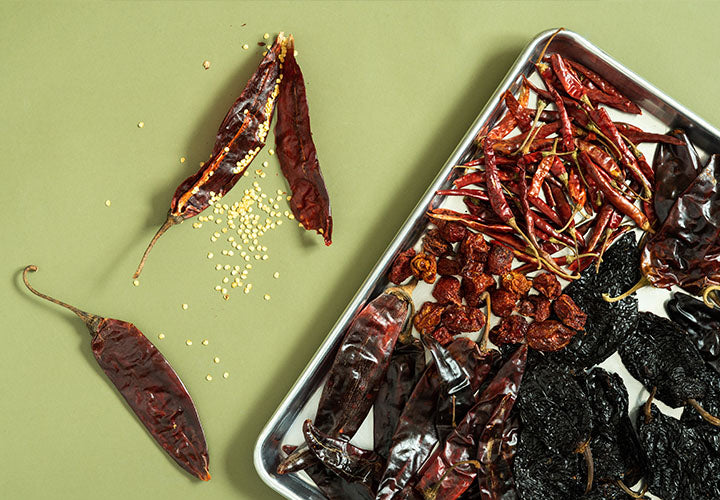 How to Use Dried Chiles