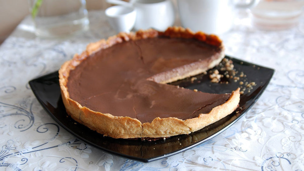 Cousin Connie's Chocolate Pie