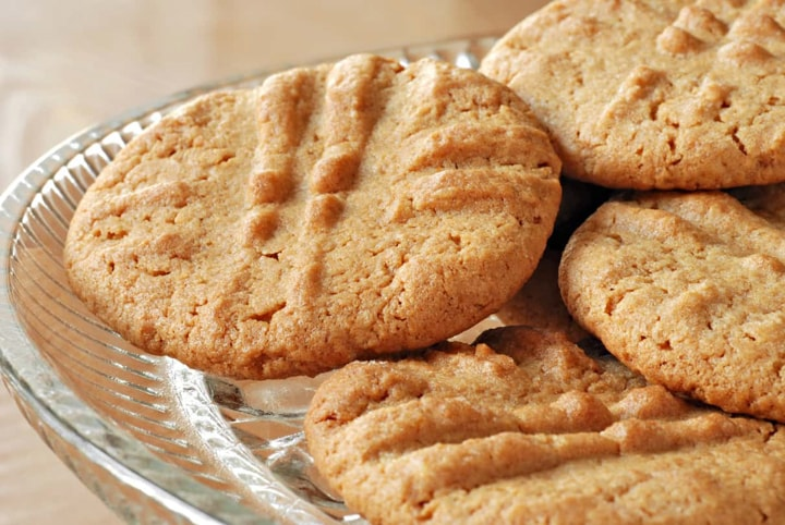 Curry and Cardamom Cookies