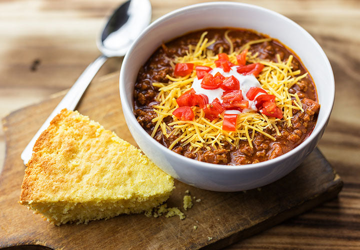 Dad's Famous Chili