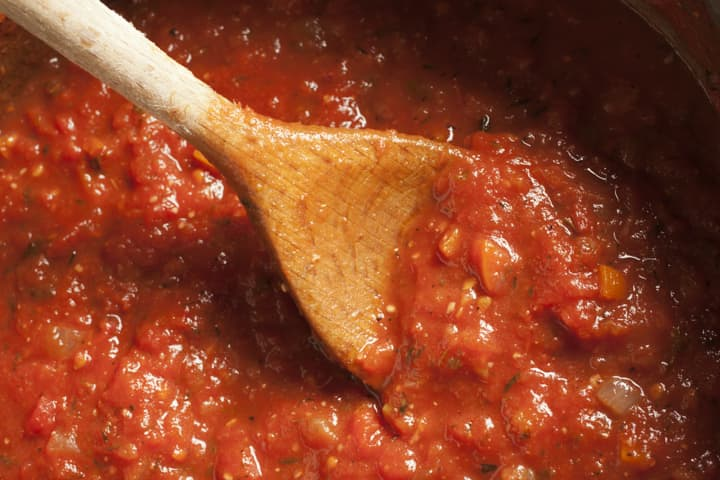Doctored-Up Tomato Sauce