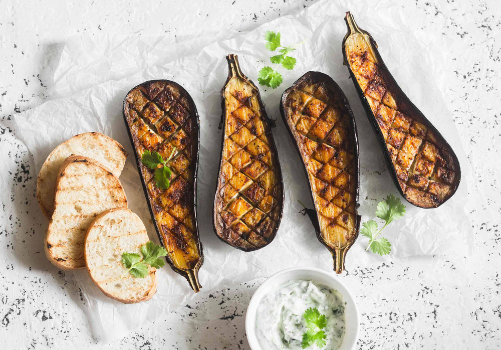 Argentine-Style Grilled Eggplant