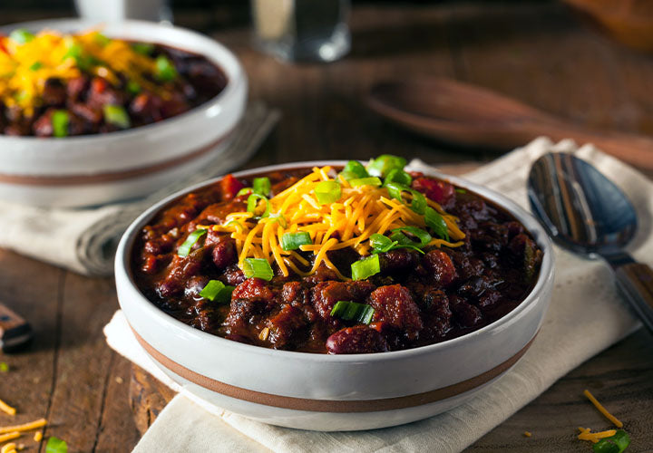 Elk and Bean Chili