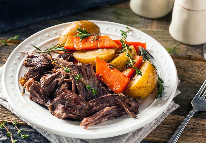 English Style Pot Roast