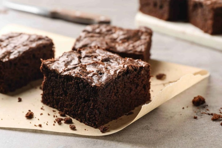Garam Masala Brownies