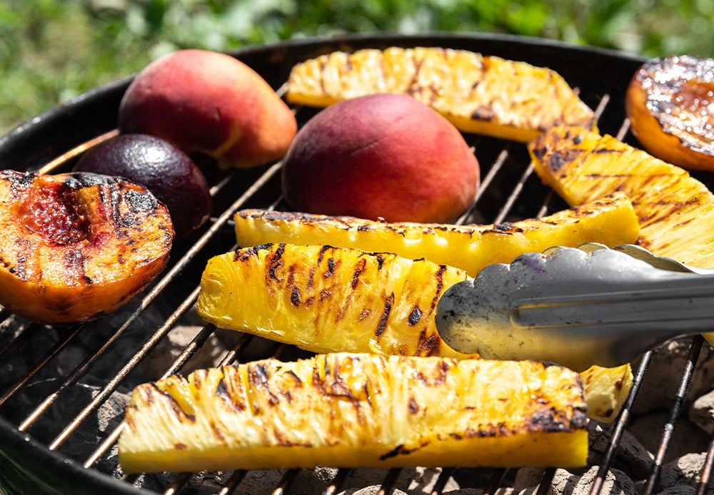 How to Grill Fresh Fruit