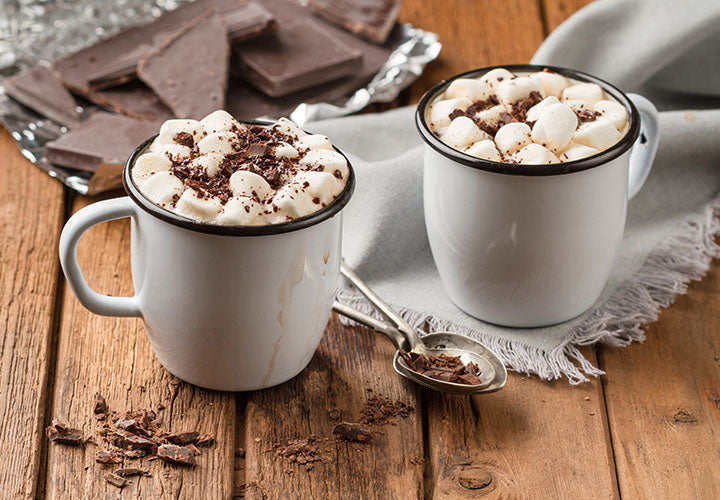 Hazelnut Cardamom Bourbon Hot Cocoa Recipe The Spice House