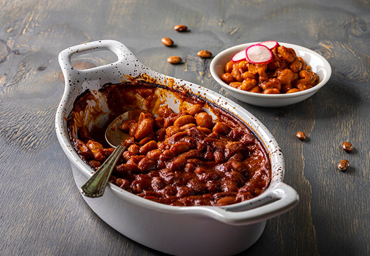 Hearty Baked Beans