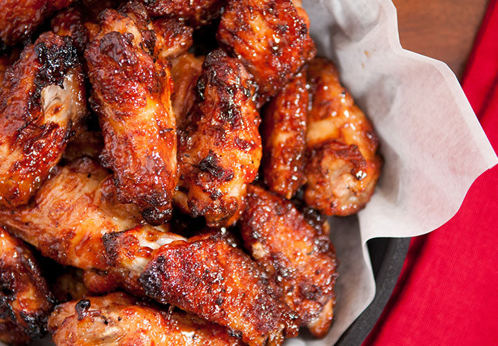 Insane Hot Wings