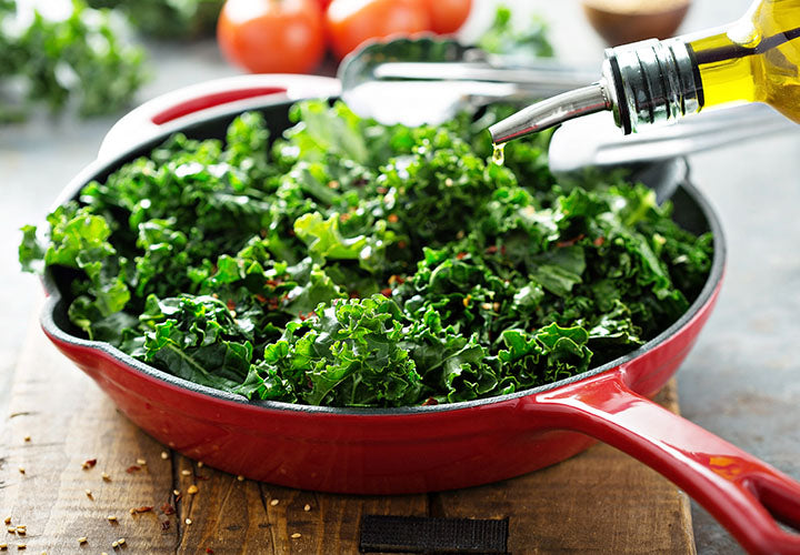 Kale and Corn Salad with Honey Mustard Dressing