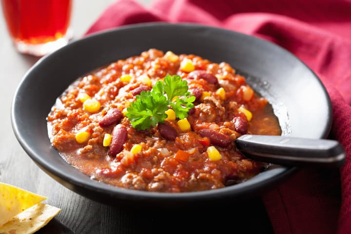 Mexican Cowboy Chili