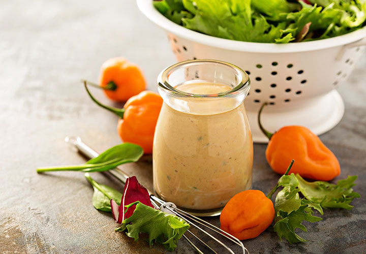 Parmesan Peppercorn Salad Dressing