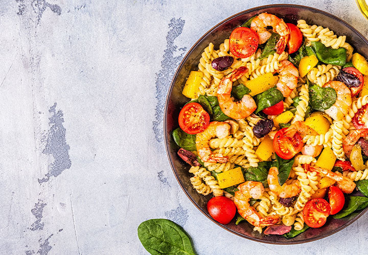 Shrimp Pasta Salad Recipe Spices The Spice House