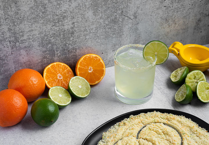 Sweet Citrus Margarita Salt