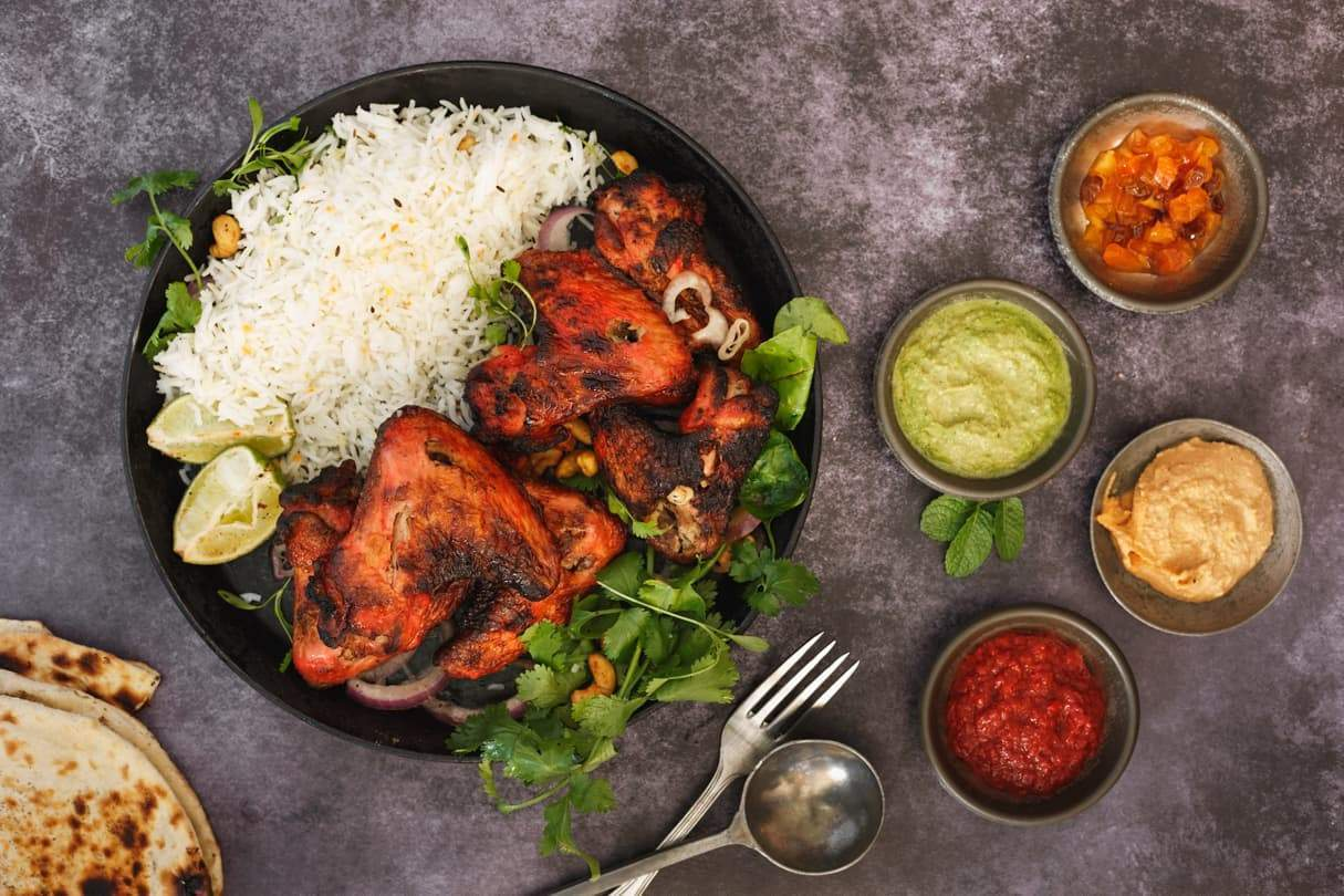 Easy Tandoori Chicken Recipe Tandoori Spices The Spice House