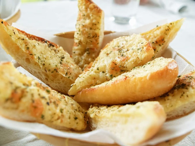 Taylor Street Garlic & Herb Garlic Bread