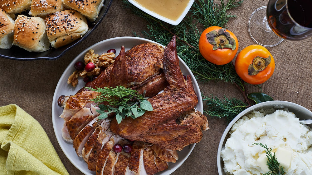 Flavorful, Quick & Easy Thanksgiving Sides