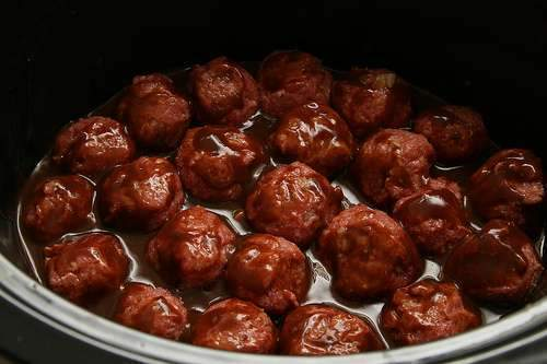 milwaukee iron bbq meatballs