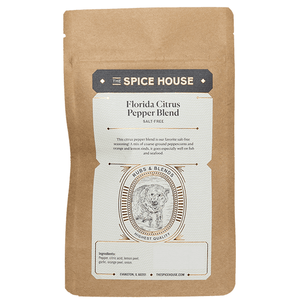 Florida Citrus Pepper Blend