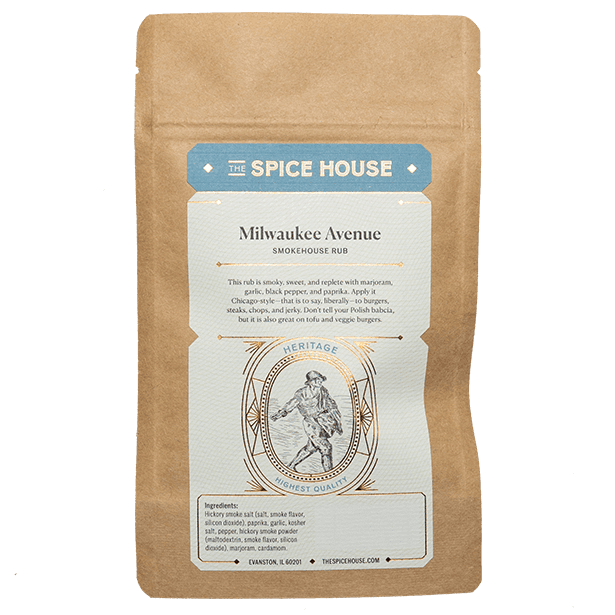 Milwaukee Ave Smokehouse Rub