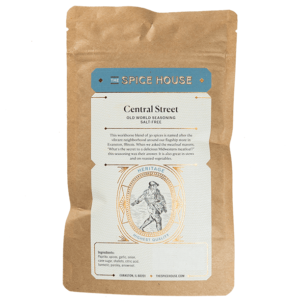 Central Street Salt-Free Seasoning