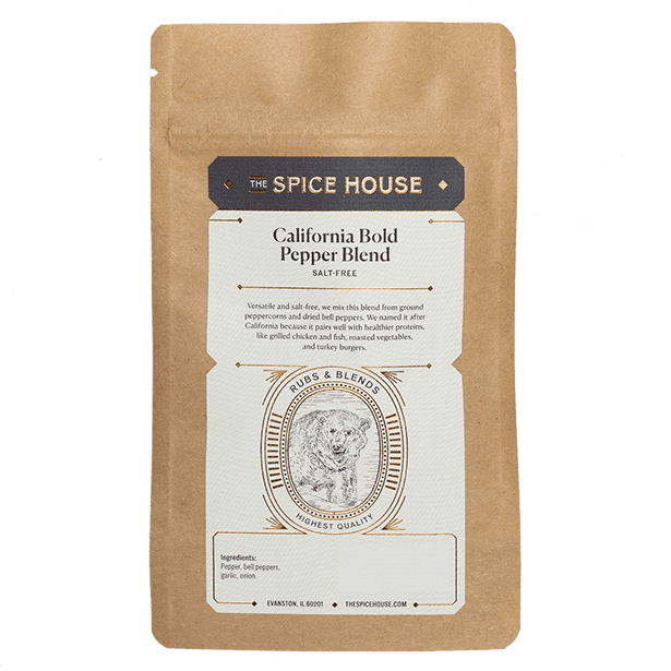 California Bold Pepper Blend