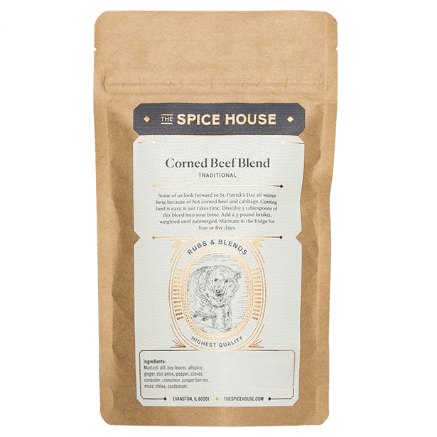 Corned Beef Spices Flatpack