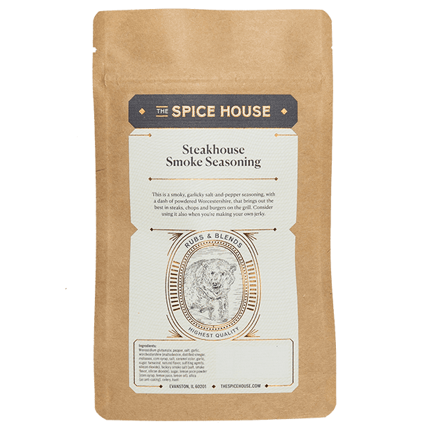Steakhouse Smoke Seasoning