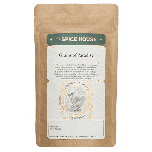 Grains of Paradise Flatpack