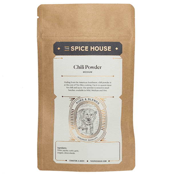 Chili Powder, Medium