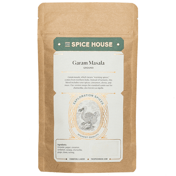 Curry, Garam Masala Ground