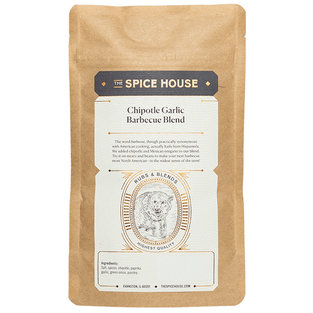 Chipotle Garlic BBQ Blend
