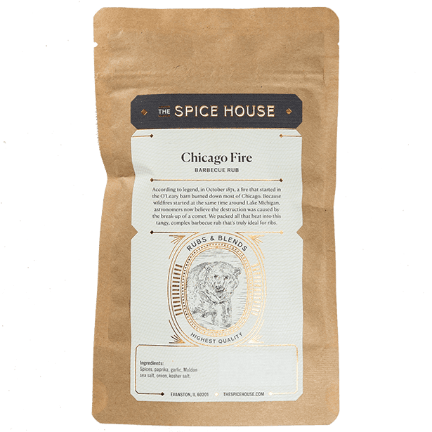 Chicago Fire BBQ Rub