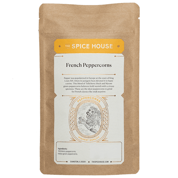 Peppercorns, French Blend