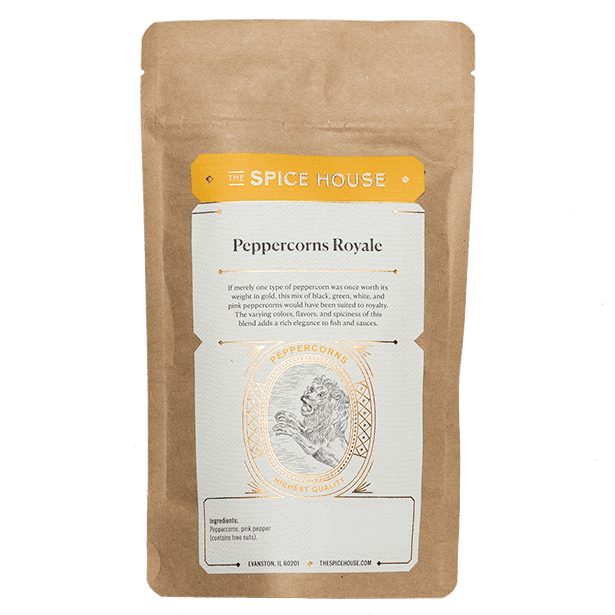 Peppercorns Royale Blend