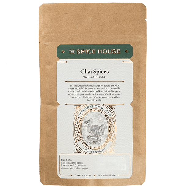 flatpack of chai spices