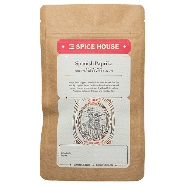 Paprika, Smoked Hot