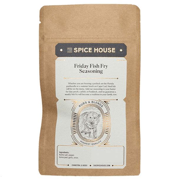 Friday Fish Fry Blend