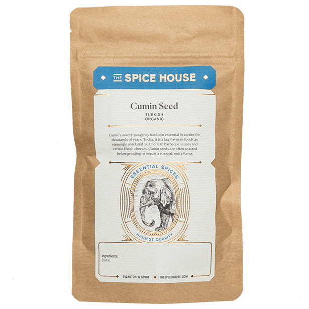 Cumin Seeds, Organically Sourced