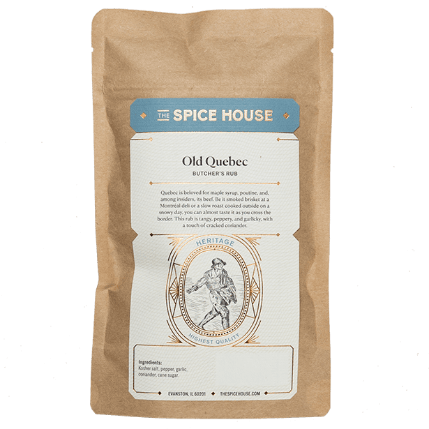 Old Quebec Spice Rub