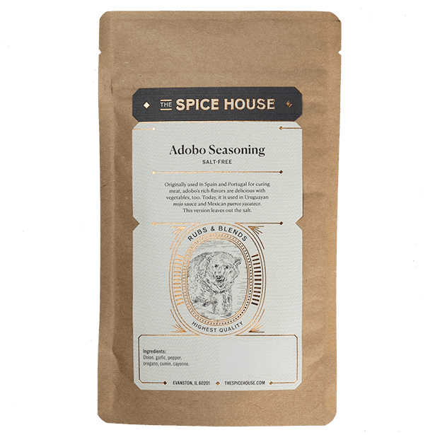 Salt Free Adobo Seasoning Latin The Spice House