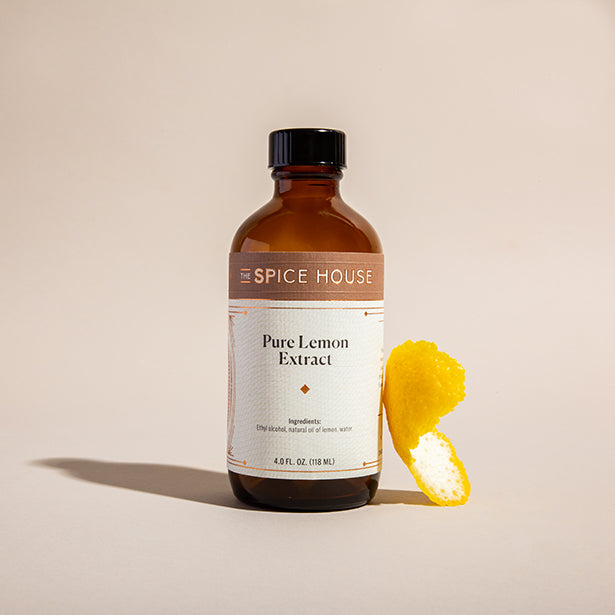 Extract, Lemon