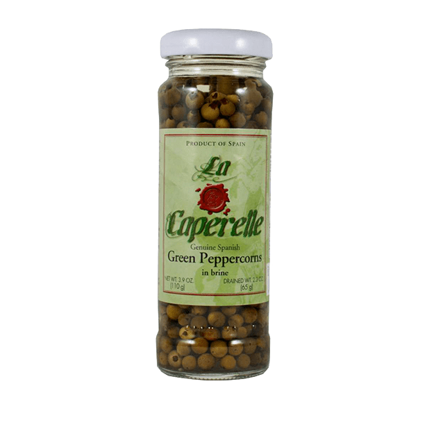Peppercorns, Brined Green