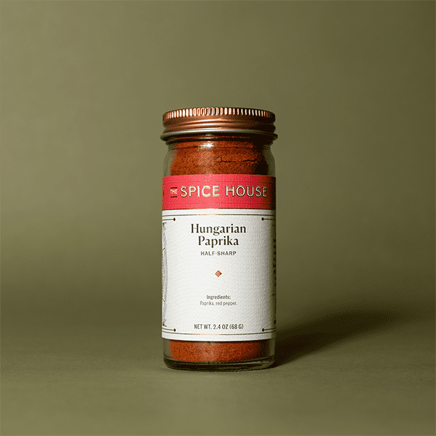 Paprika, Hungarian Half-Sharp
