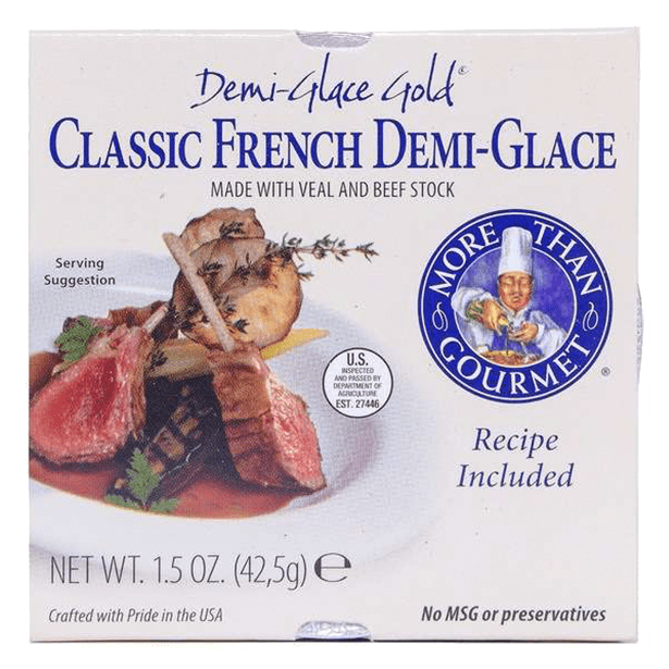 Stock, Classic French Demi