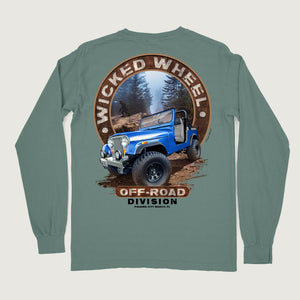 OFF ROAD DIVISION - COMFORT COLORS - LONG SLEEVE