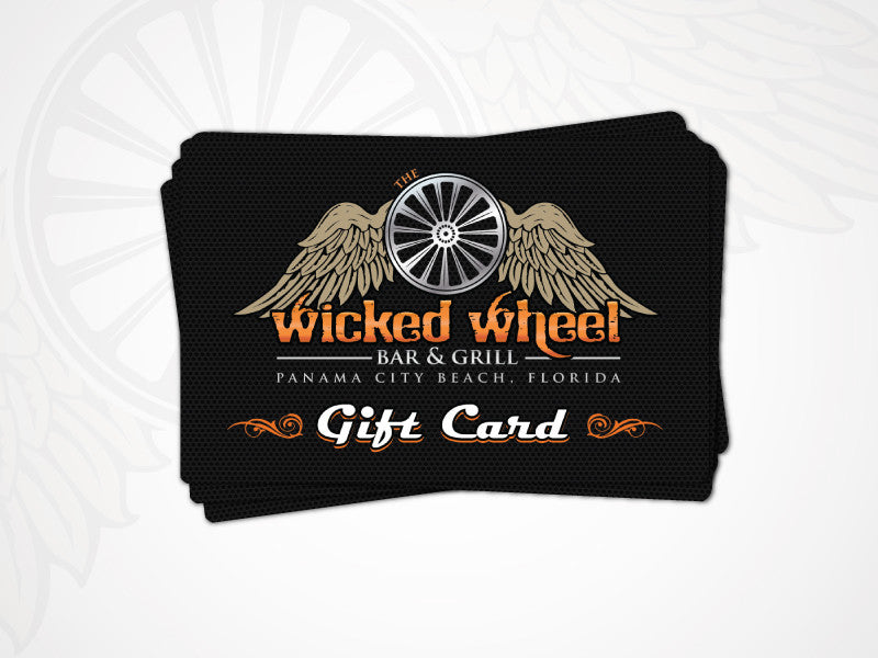 Wicked Wheel Gift Card