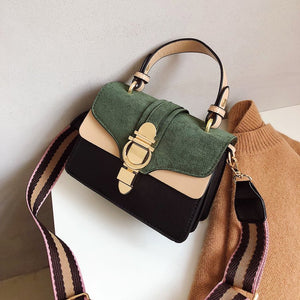 Women Leather Handbags Famous Fashion Shoulder Bags