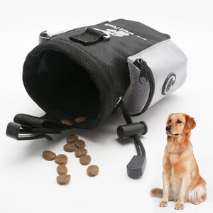 1pc Puppy Pet Agility Bait Training Waterproof Dog Bag